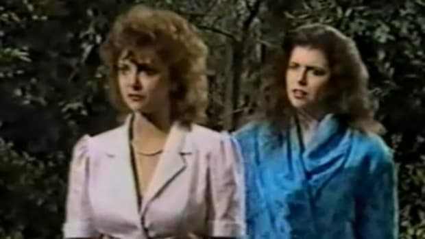 Gh S Finola Hughes And Tristan Rogers Weigh In On The Great Holly Robert Anna Duke Debate Daytime Confidential