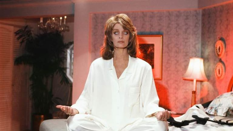 DAYS' Deidre Hall Recalls Marlena Being Possessed By The Devil (VIDEO)