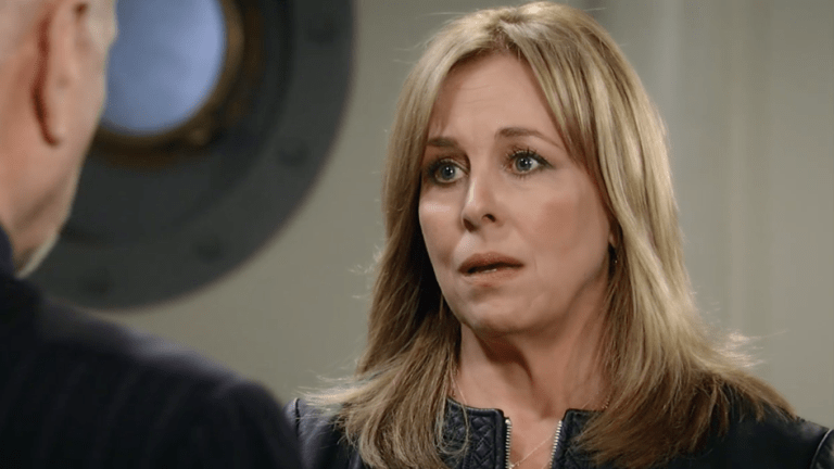 "General Hospital's Genie Francis Wants TPTB to ""Rediscover Laura"""