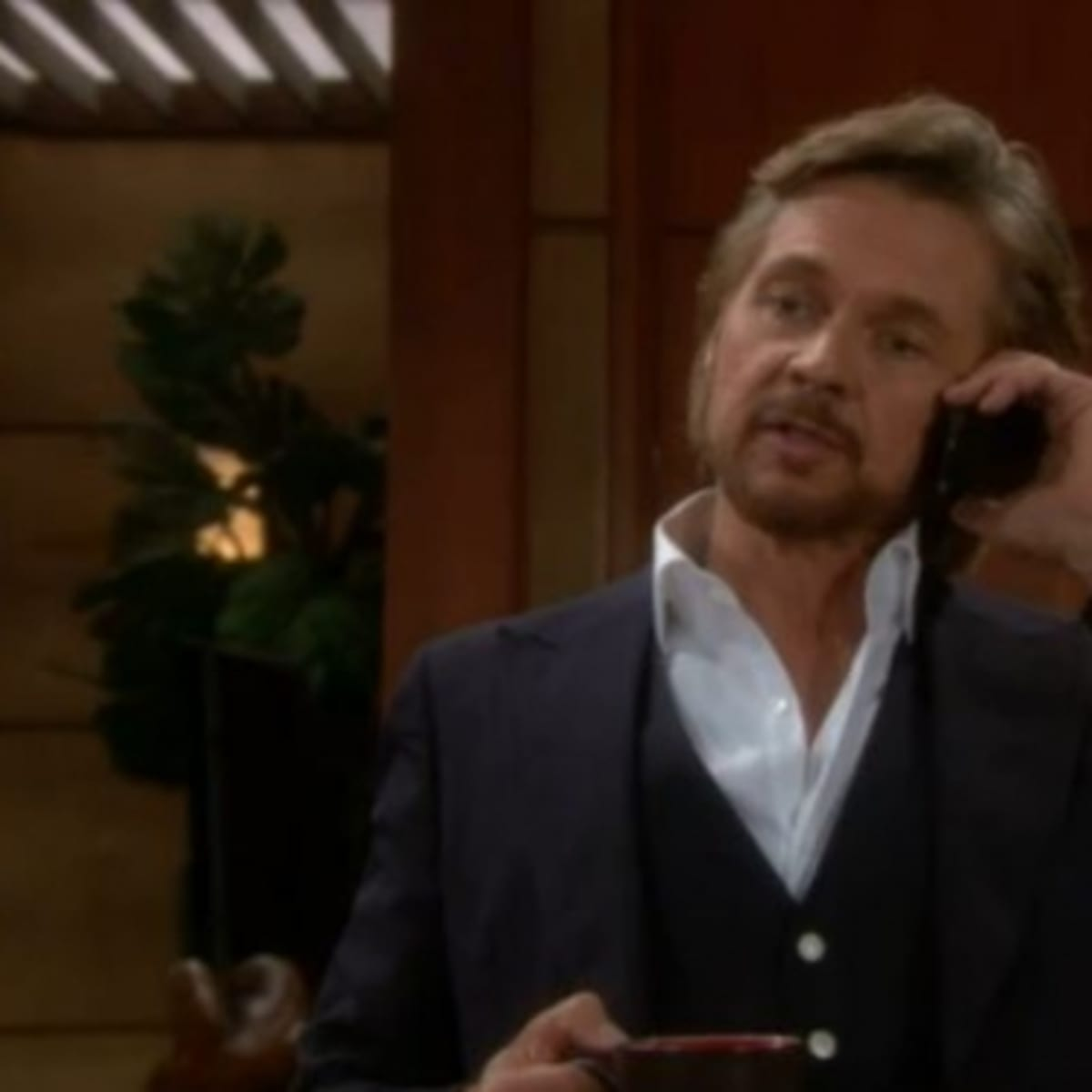 Stephen Nichols Out At The Young And The Restless Daytime Confidential