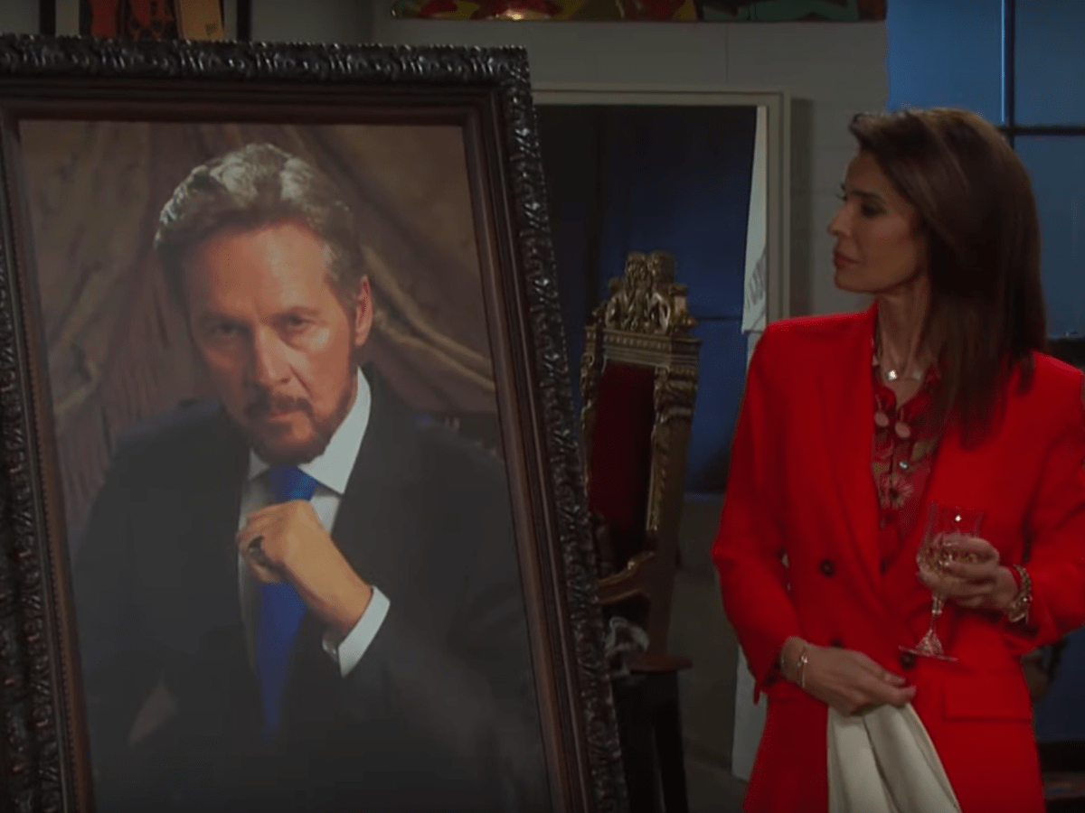 First Impressions Stephen Nichols As Stefano Dimera On Days Of Our Lives Daytime Confidential