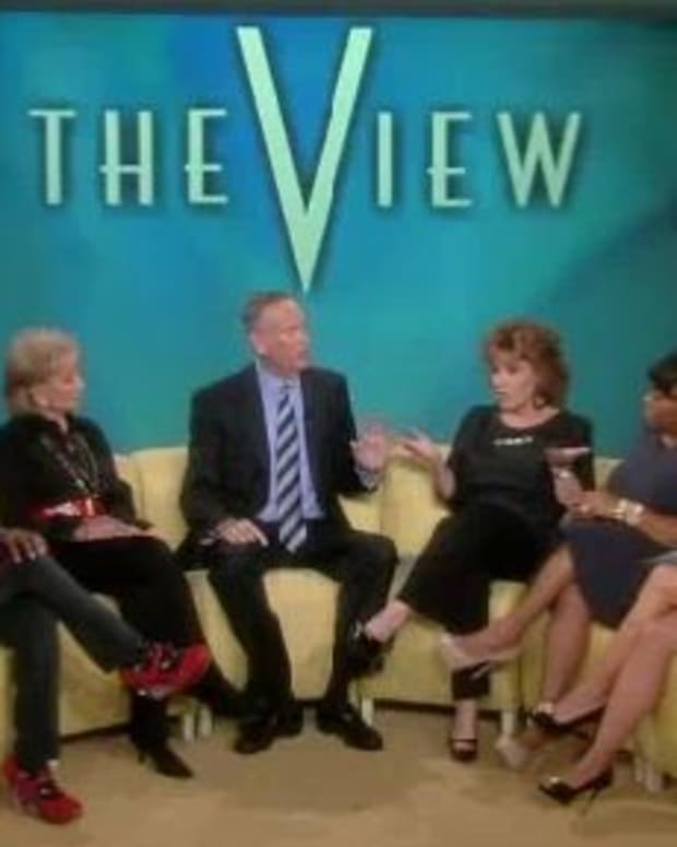 "Meghan Mccain The View Joy Behar: WATCH: Joy Behar To Meghan McCain ""If You're Going To Have"