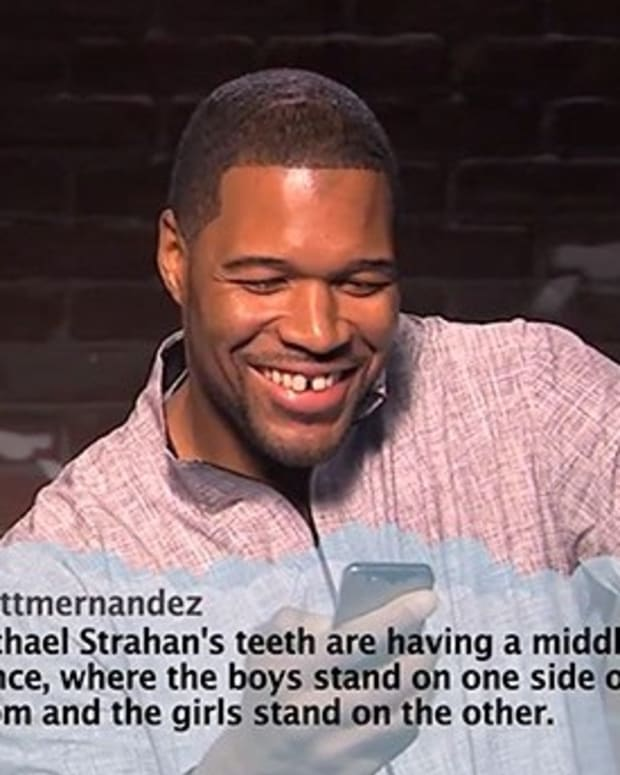 Michael-Strahan