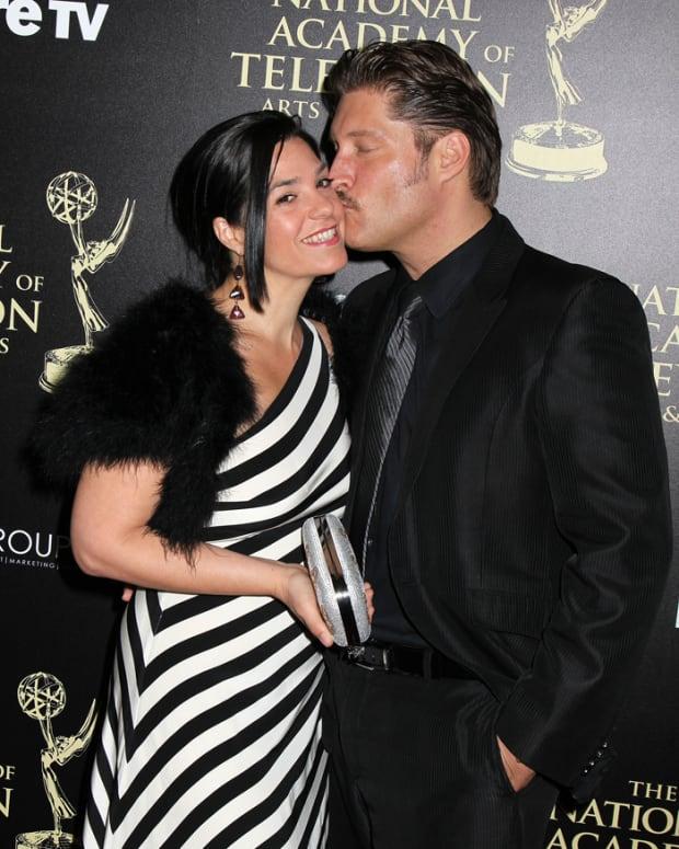 Sean Kanan, Michelle Vega