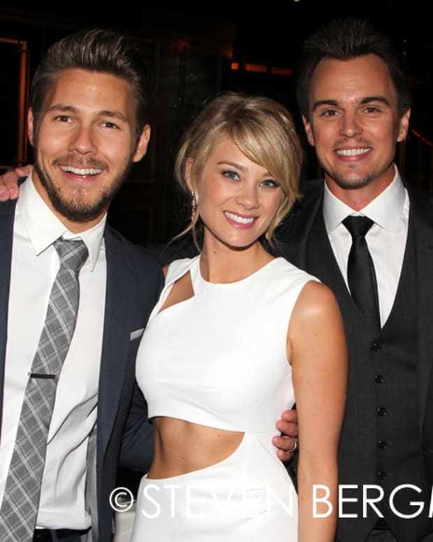 Scott Clifton, Kim Matula, Darin Brooks