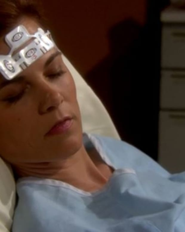 YR, Gina Tognoni, The Young and the Restless