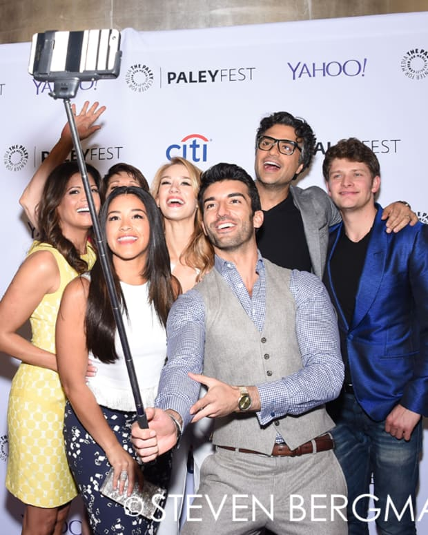 Jane the Virgin, Justin Baldoni, Gina Rodriguez