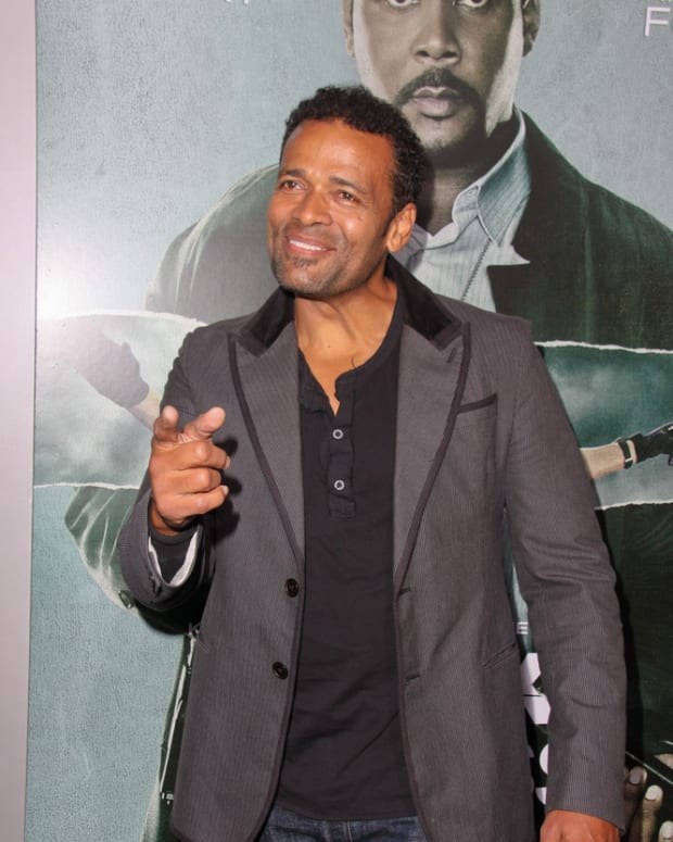 Photo of Mario Van Peebles by PR Photos