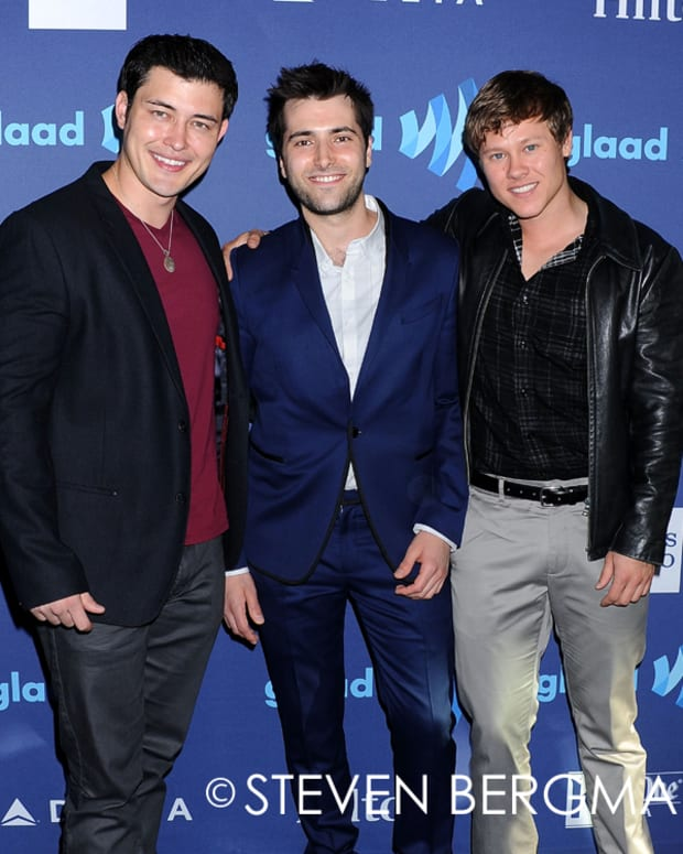 Guy Wilson, Freddie Smith, Christopher Sean