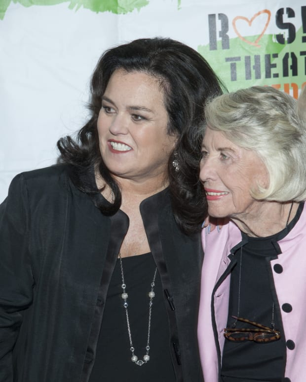 Rosie O'Donnell, Liz Smith
