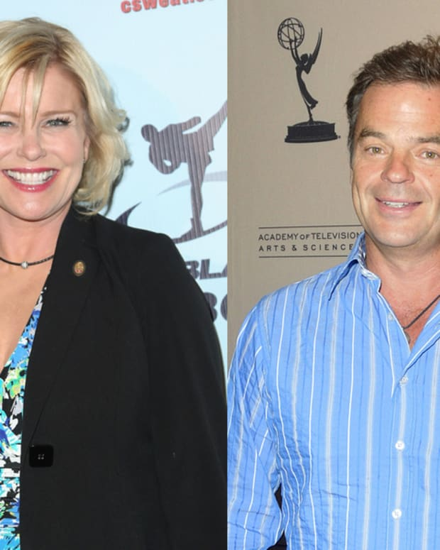 Judi Evans, Wally Kurth