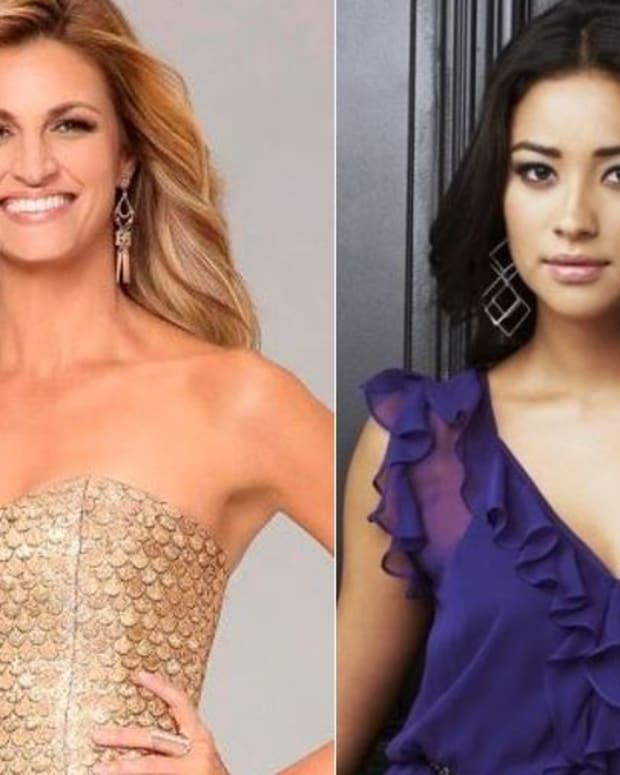 Erin Andrews, Shay Mitchell