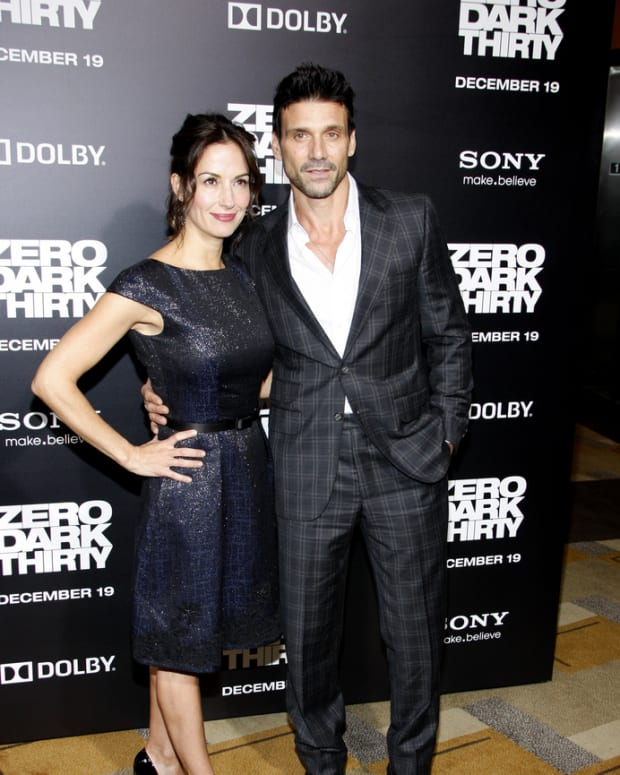 Frank Grillo, Wendy Moniz