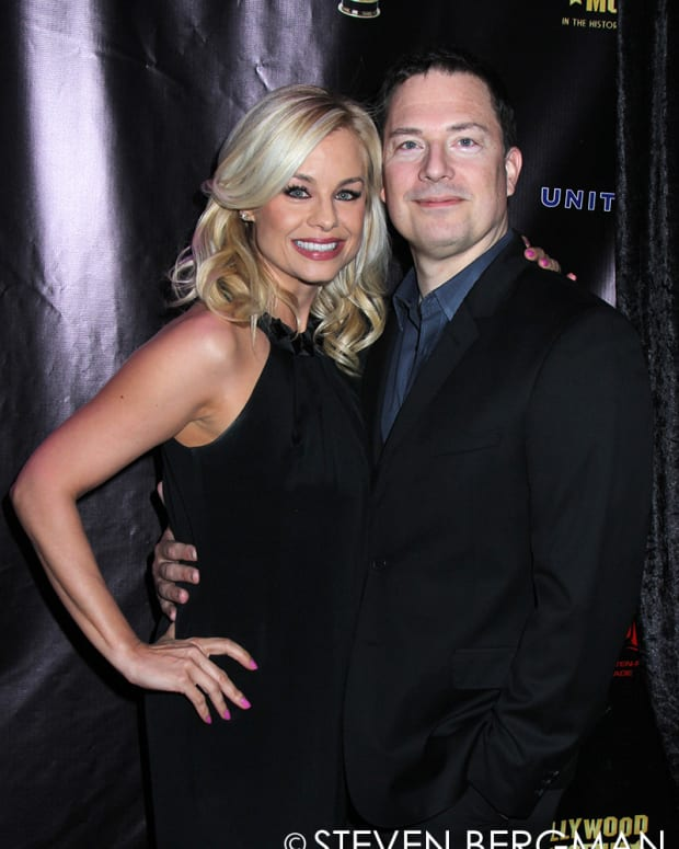 Jessica Collins, Michael Cooney