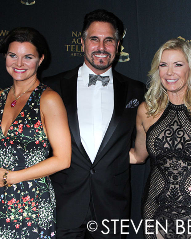 Heather Tom, Don Diamont, Katherine Kelly Lang
