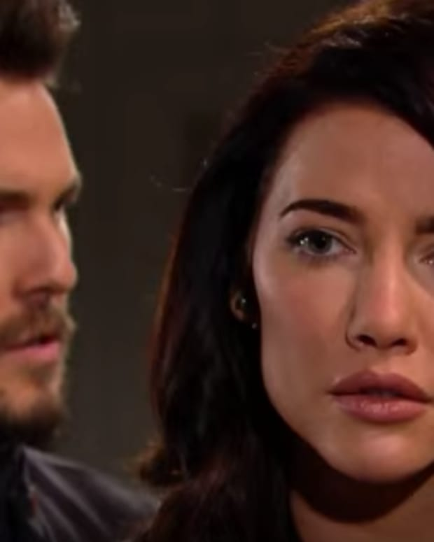 liam, steffy, scott clifton, jacqueline macinnes wood