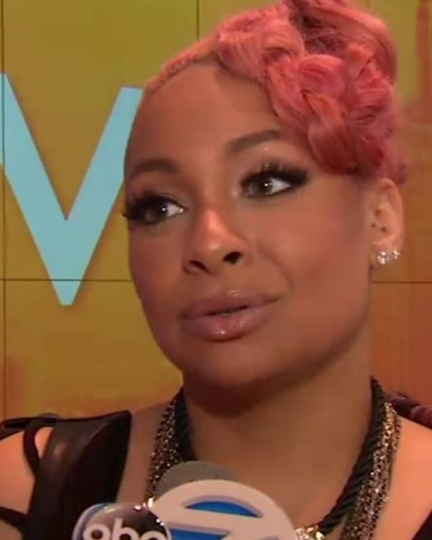 The View, Raven Symone