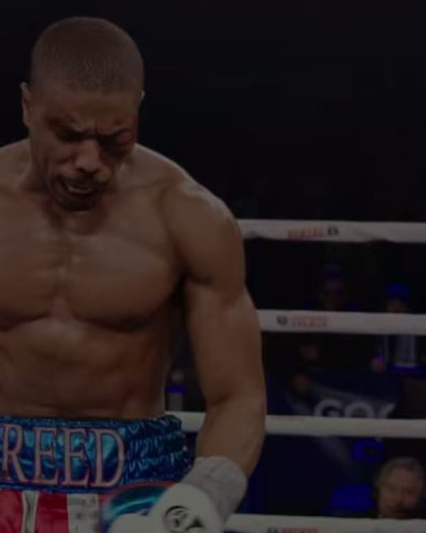 Creed, Michael B. Jordan