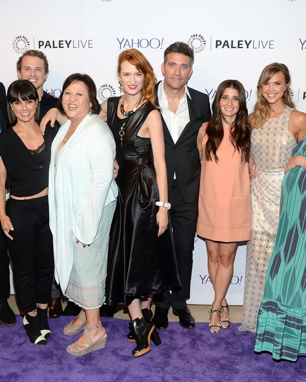 UnReal Cast Photo Credit: Getty Images for the Play Center