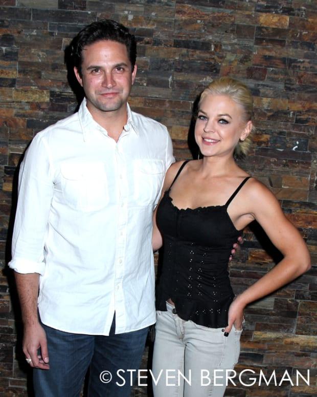 Brandon Barash, Kirsten Storms
