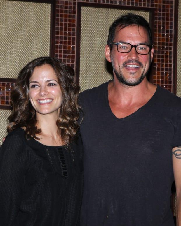 Rebecca Budig, Tyler Christopher