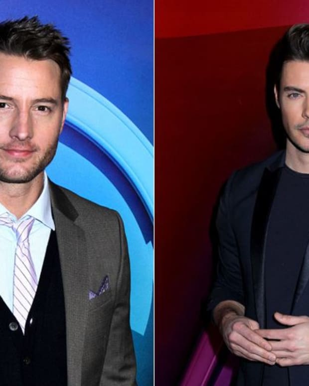 Justin Hartley, Josh Henderson
