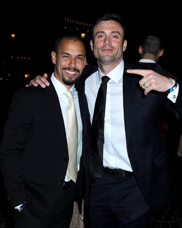Bryton James, Daniel Goddard