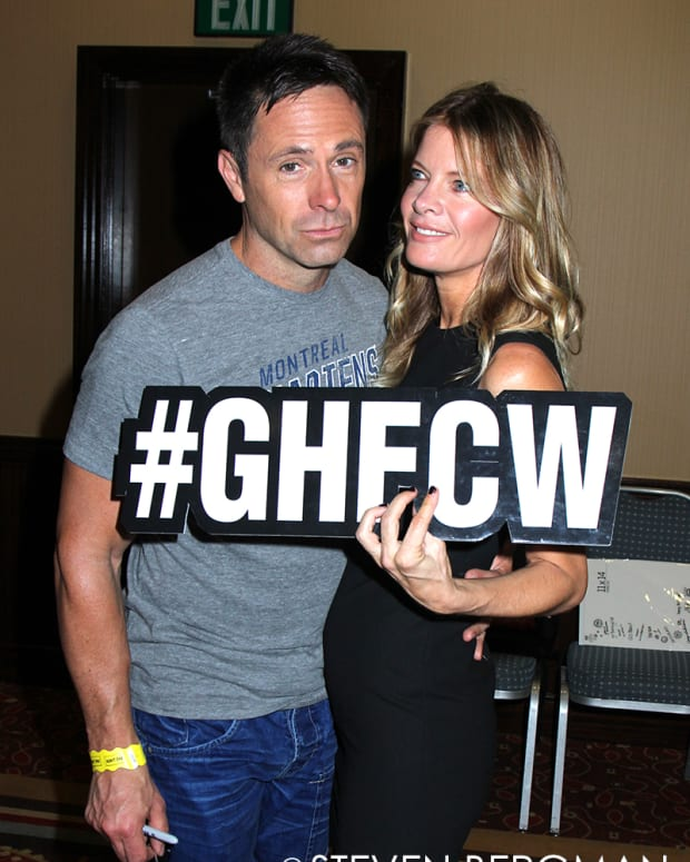 William deVry, Michelle Stafford