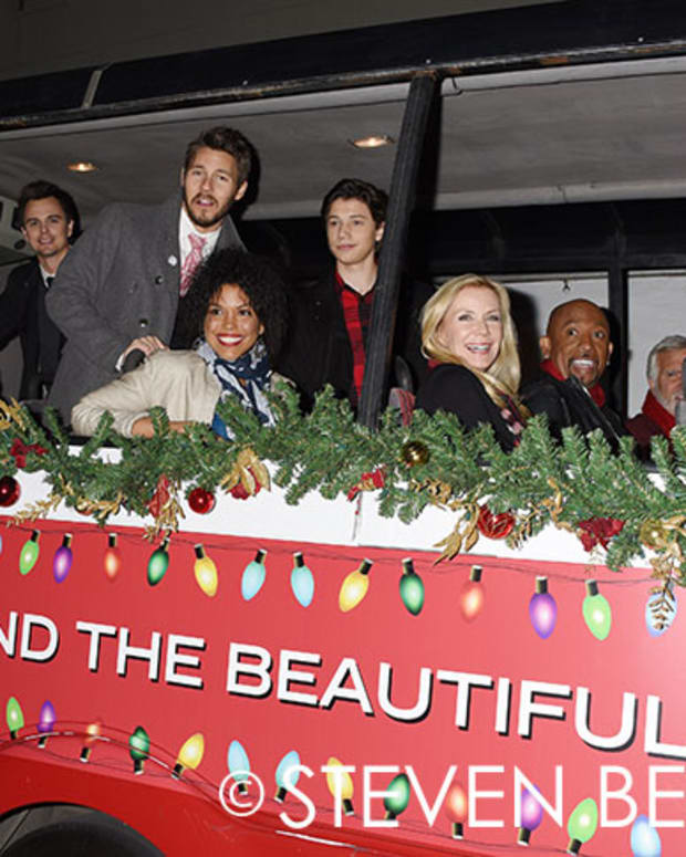 The Bold and the Beautiful cast