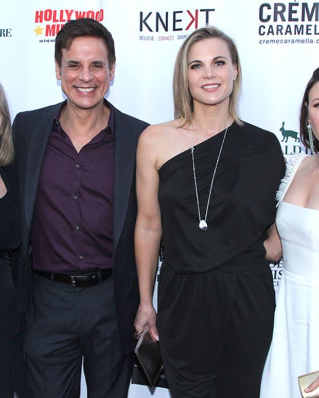 Marla Adams, Christian LeBlanc, Gina Tognoni, Elizabeth Hendrickson