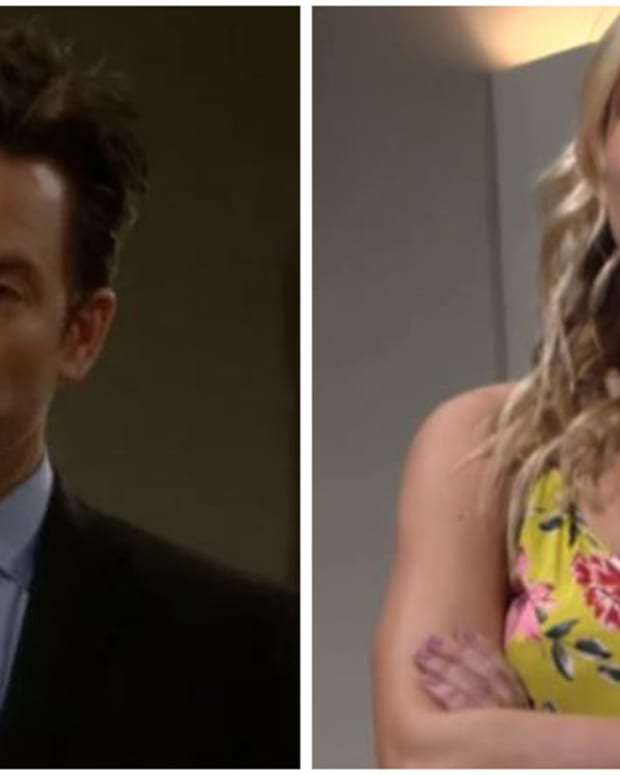 Michael Muhney, Hunter King