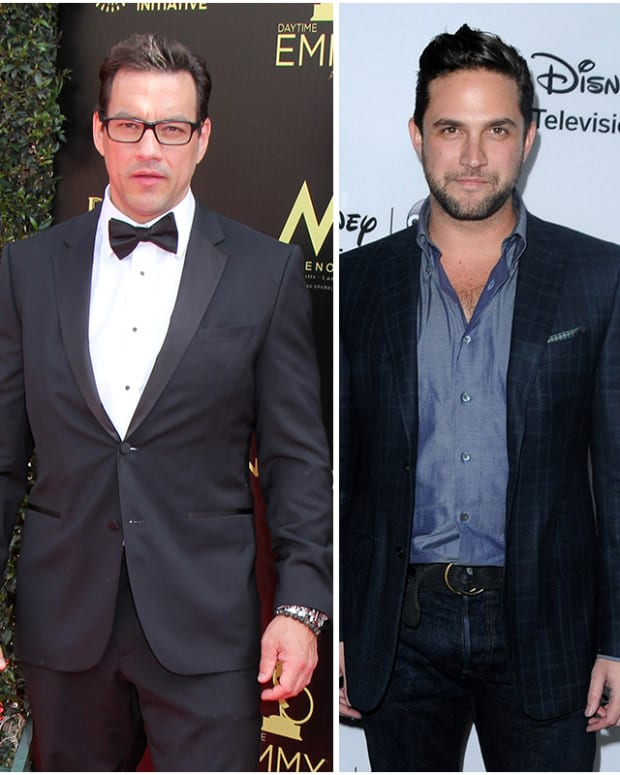 Tyler Christopher, Brandon Barash