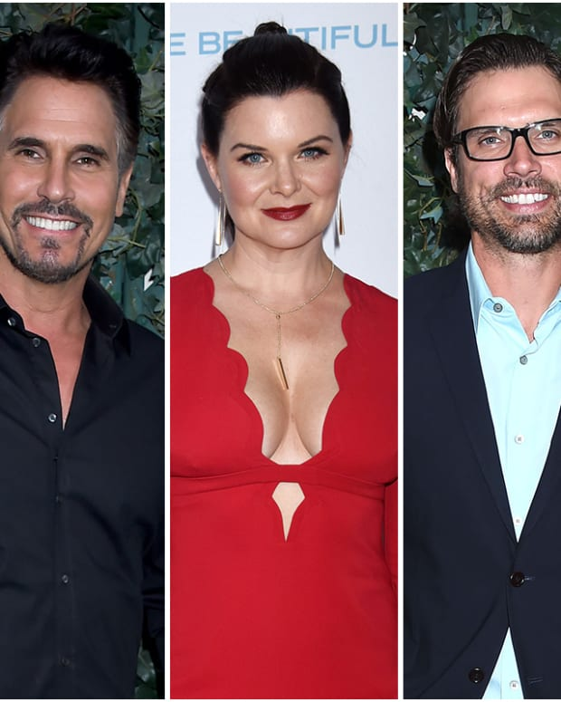 Don Diamont, Heather Tom, Joshua Morrow