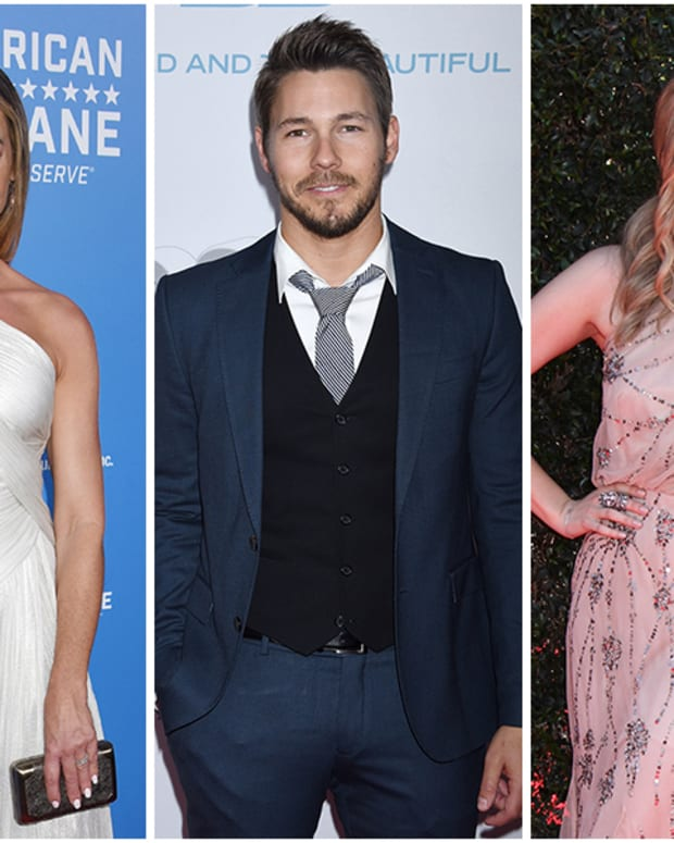 Denise Richards, Scott Clifton, Annika Noelle