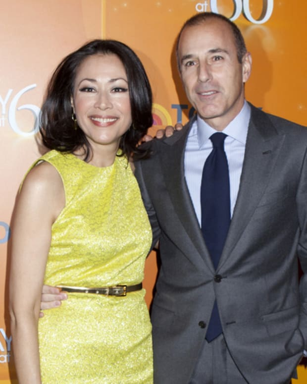 Ann Curry, Matt Lauer