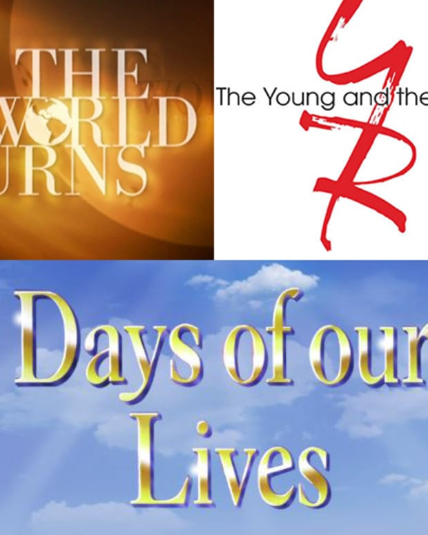 As the World Turns, The Young and the Restless, Days of Our Lives