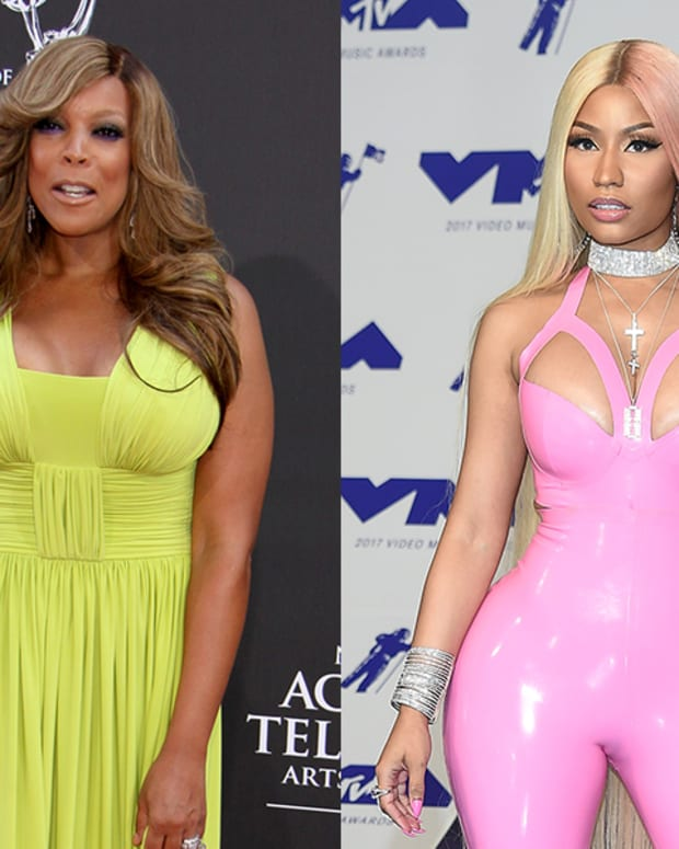 Wendy Williams, Nicki Minaj