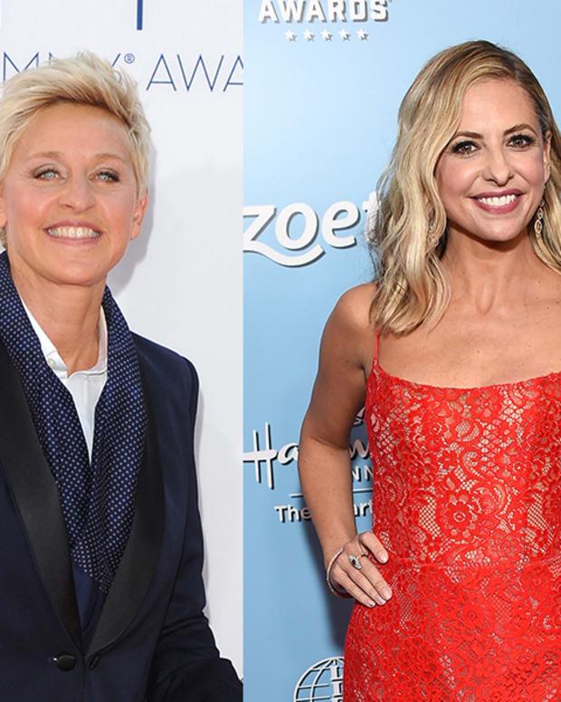Ellen DeGeneres, Sarah Michelle Gellar