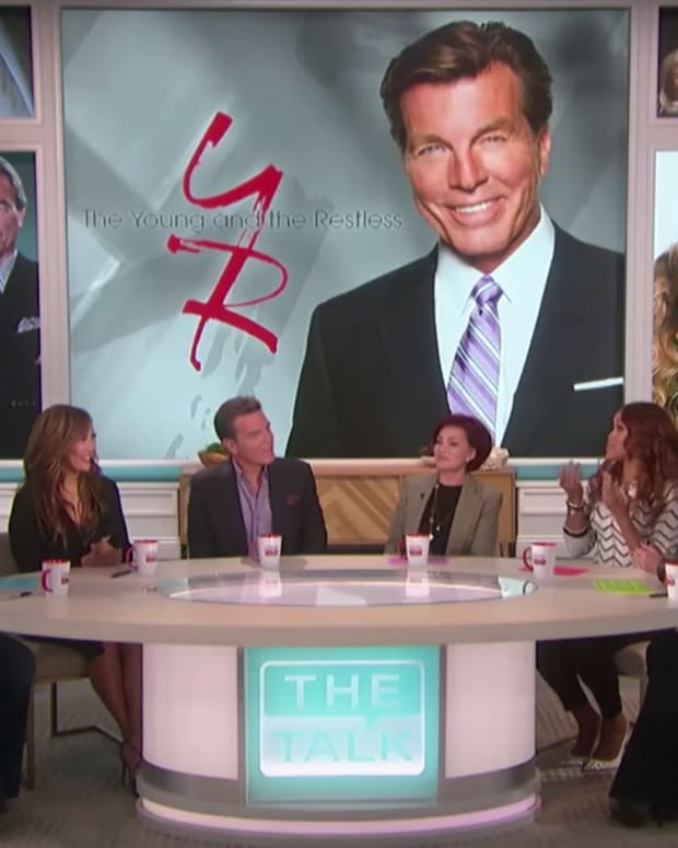 peter bergman the talk