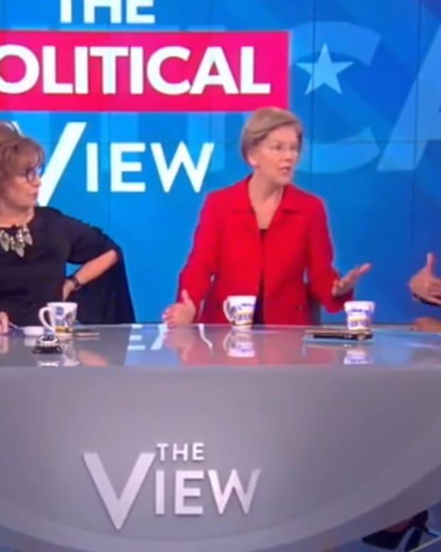 Elizabeth Warren The View