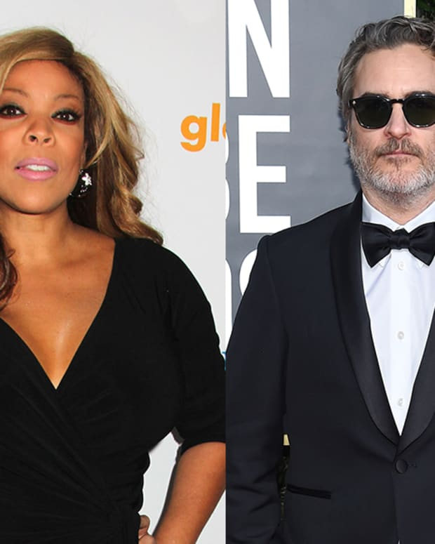Wendy Williams, Joaquin Phoenix