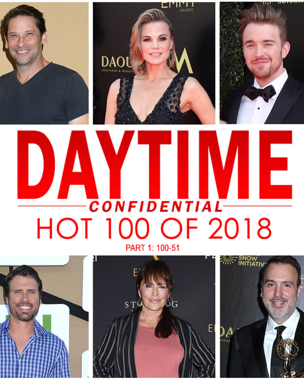 Daytime Confidential Hot 100