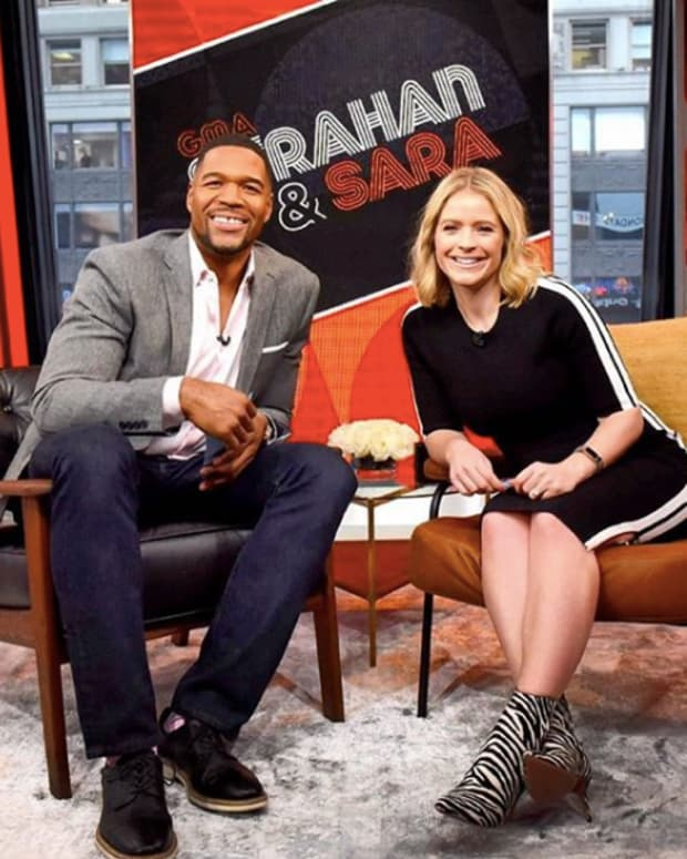 Strahan and Sara