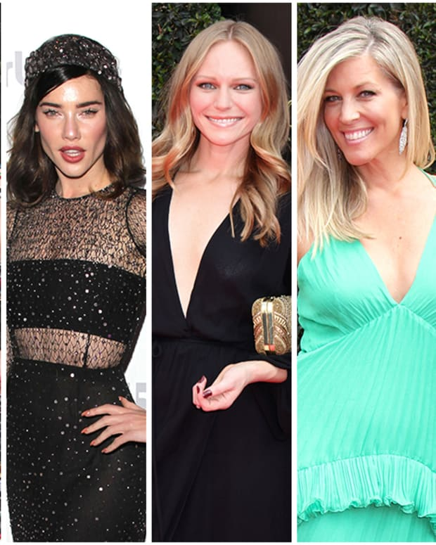 Heather Tom, Jacqueline MacInnes Wood, Marci Miller, Laura Wright, Maura West