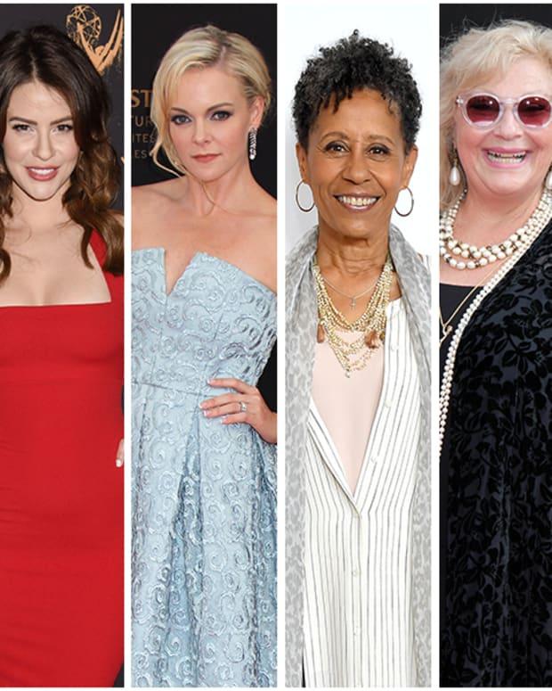 Kassie DePaiva, Linsey Godfrey, Martha Madison, Vernee Watson, Beth Maitland, Mishael Morgan