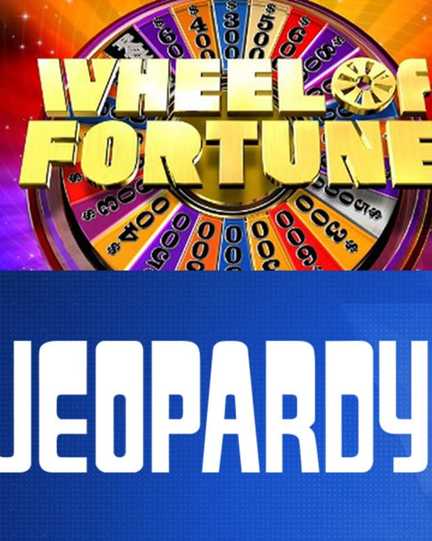 Wheel of Fortune, Jeopardy