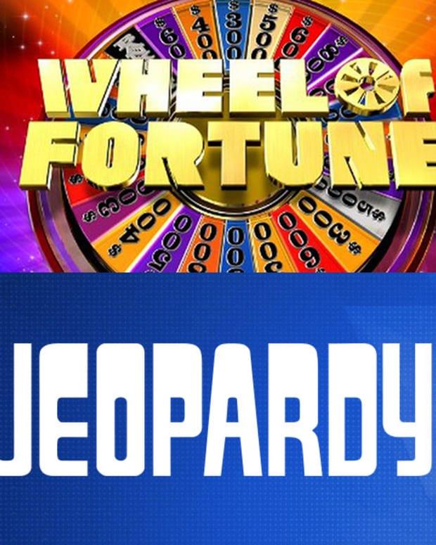 Wheel of Fortune, Jeopardy