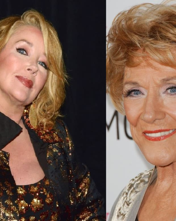 Melody Thomas Scott, Jeanne Cooper