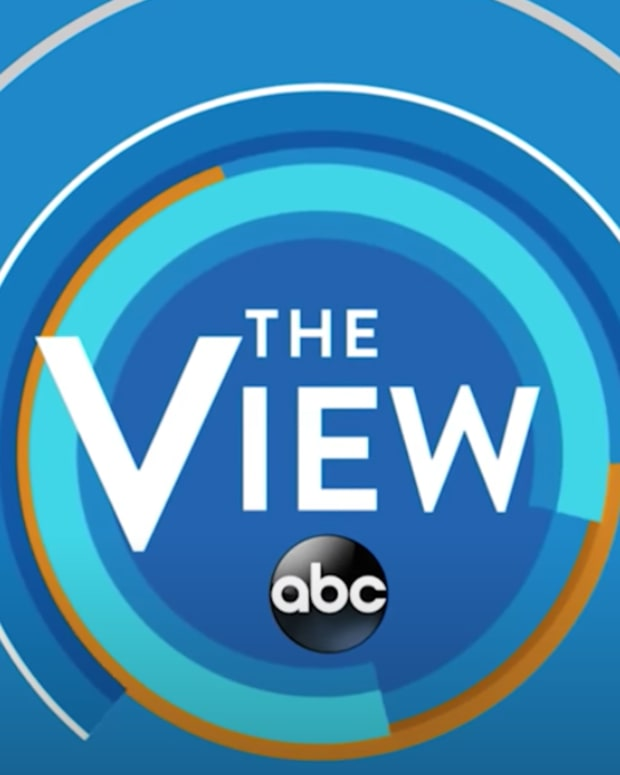 The View new logo