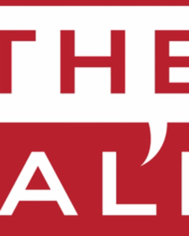 The talk smaller logo